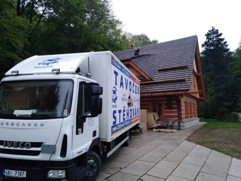 Never Lose Your International Moving Company Prague Once More
